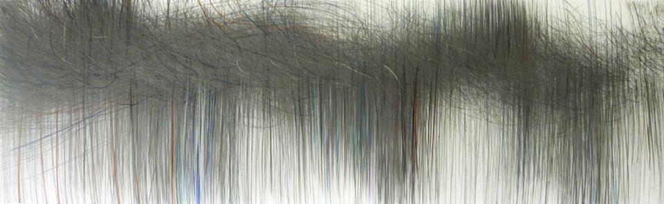 """Jaanika Peerna """"Vaikne kaasaloksumine"""". Detail ruumiinstallatsioonist Viinistu kabelis, august 2012"""