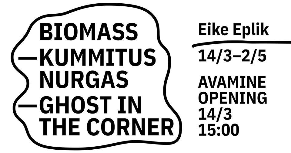 "Eike Eplik ""Biomass – Ghost in the Corner"""