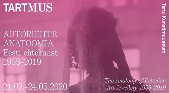 """The Anatomy of Estonian Art Jewellery 1953-2019"""