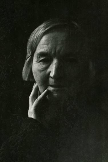 Linda Vilde. 1963. Foto R. Luus. EVM