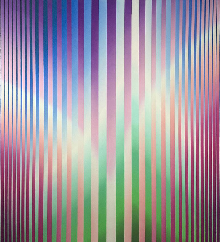 Ivar Kaasik's painting exhibition