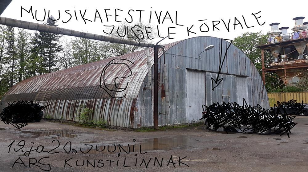 Music Festival for Brave Ear
