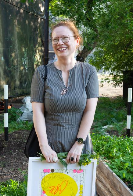 Maria-Kristiina Soomre (foto: Tanja Muravskaja)