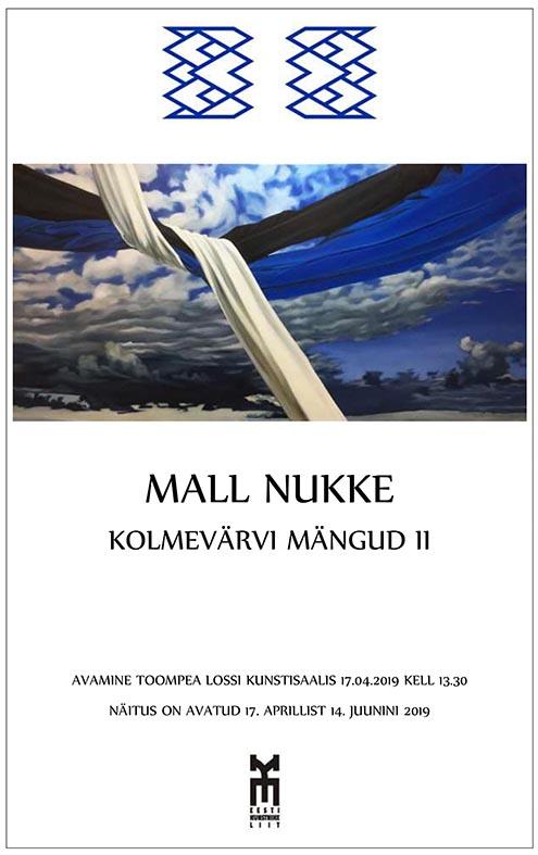 Mall Nukke Toompea lossi kunstisaalis