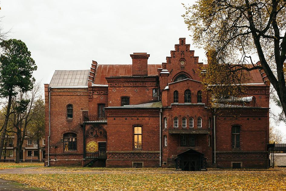 Narva kunstiresidentuur. Foto: Tõnu Tunnel