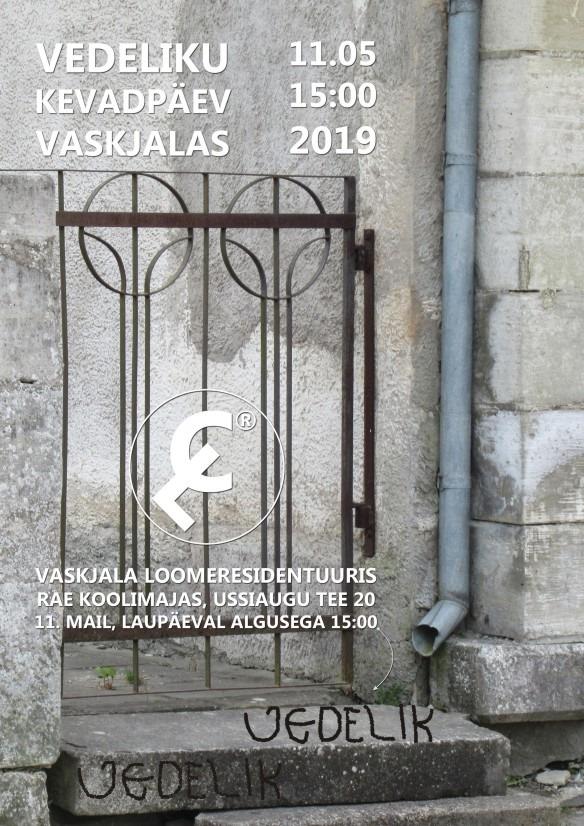 VEDELIKU kevadnäitus Vaskjala residentuuris
